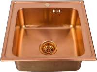 Мойка Seaman Eco Wien SWT-5050 Copper satin